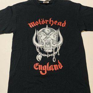 lemmy & motorhead war pig england 2xl tee -  metal